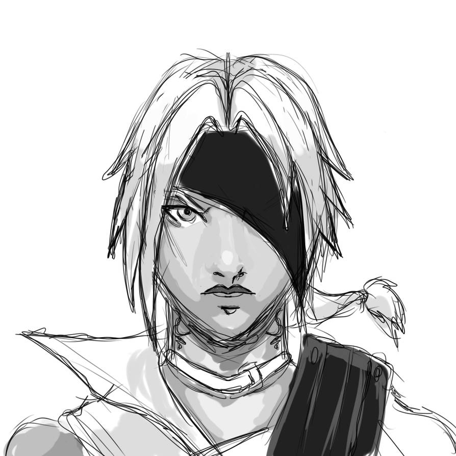 Thancred Face
