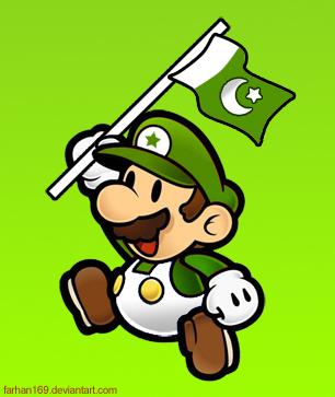Mario Pakistan by farhan169