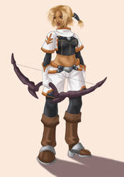 Theca Armor - Linage2 by Linyah