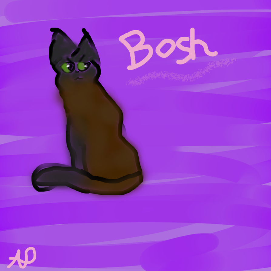 Bosh - WCO by SheepyWool