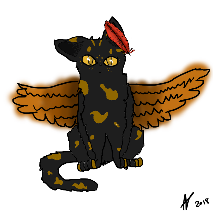 Cat Hybrid-Thing by SheepyWool