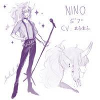 Nino by machinekun