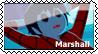 Marshall stamp by rhisa123