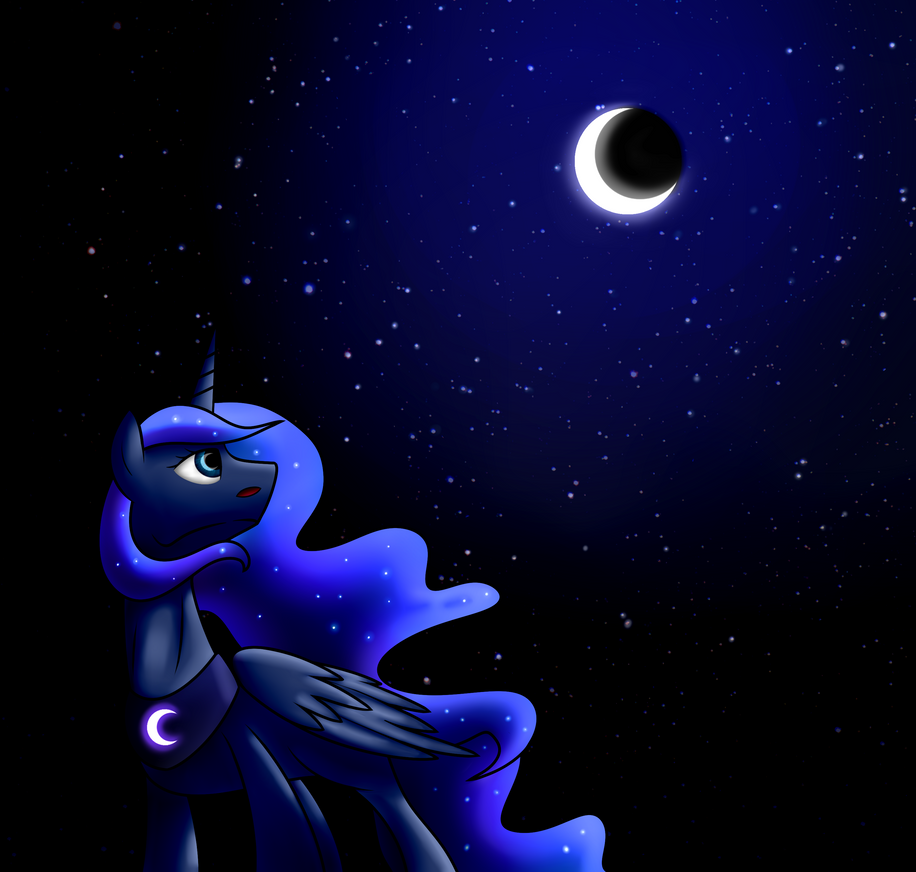 Night calls you in... by Rex42