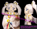Sailor Moon - Cosmos details