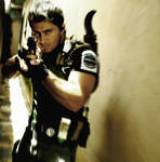 Chris Redfield-Resident Evil 5