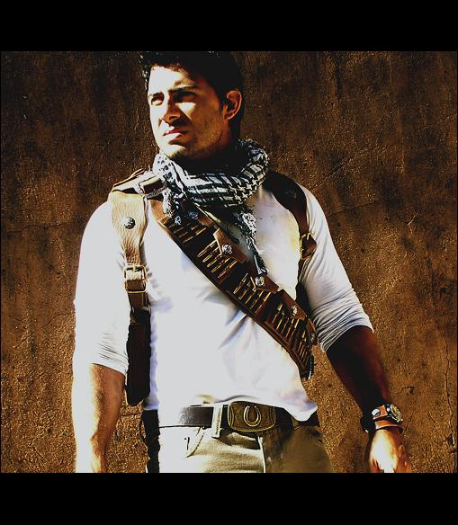 Cosplay Nate - Uncharted