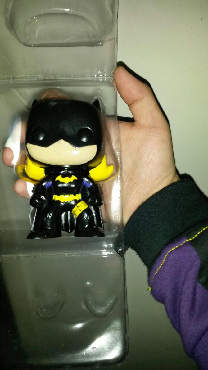 Stephanie Brown/Batgirl III** by G0ggles