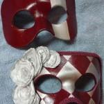 Wedding Masks by CTunmasked