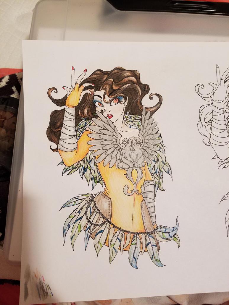 Amalia by CTunmasked
