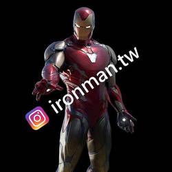 Avengers: Endgame promo art - Iron Man Mark85 by ironmantw