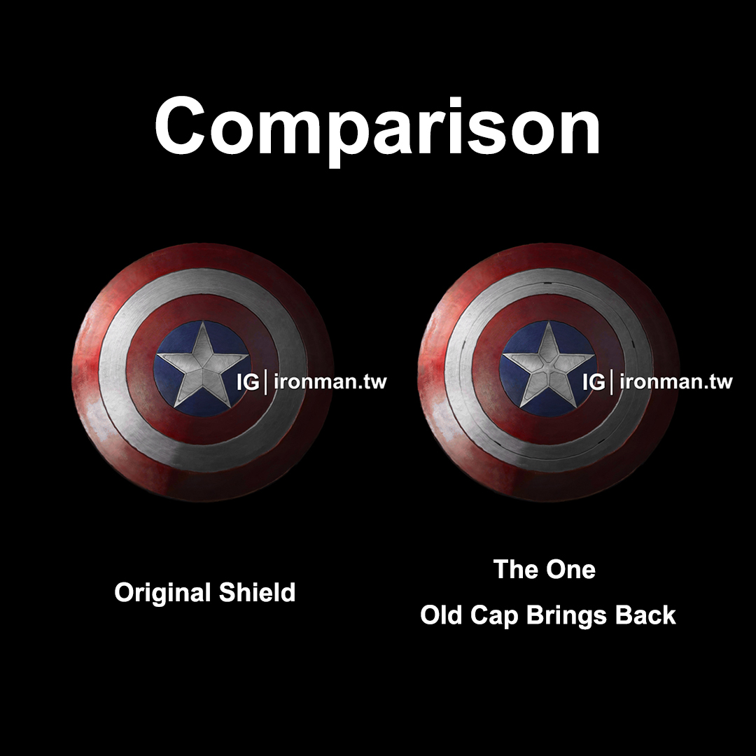 captain america shield endgame
