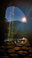 Sun and water by JiriBobalik