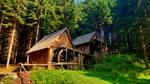 Zlatorudne mlyny, Zlate hory, Czech republic