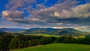 View the Mala Morava, Czech republic by JiriBobalik