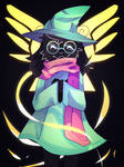 The lonely prince [DELTARUNE]