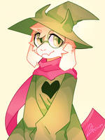MORE RALSEI! by Myzarical-DS