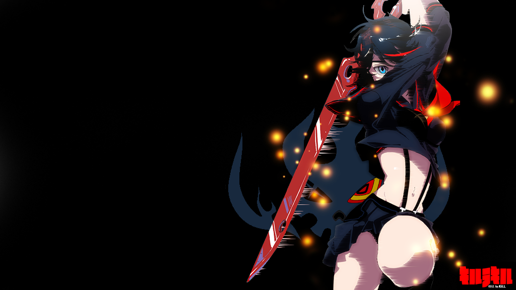 Ryuko Matoi Wallpaper By Princeciel22 On Deviantart