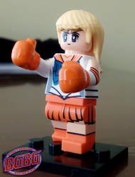 Petite boxing girl 6