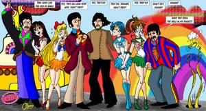 Beatlesailormoon