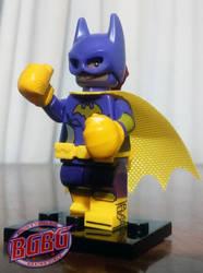 Bat petite boxing girl