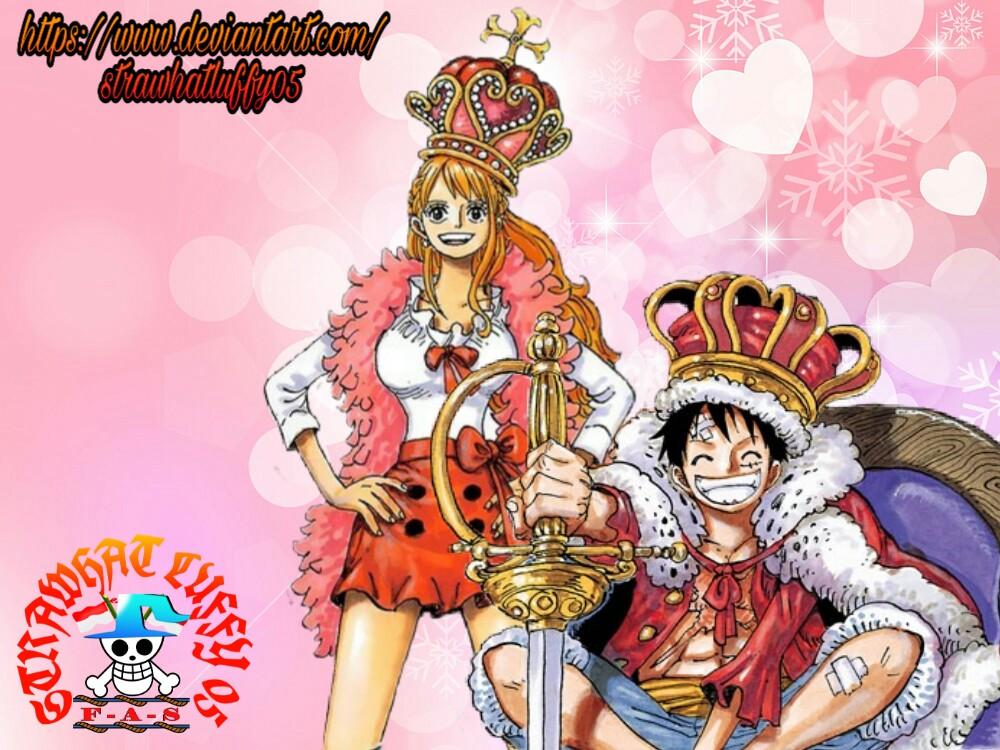 LuNa - One Piece 921 by StrawhatLuffy05 on DeviantArt