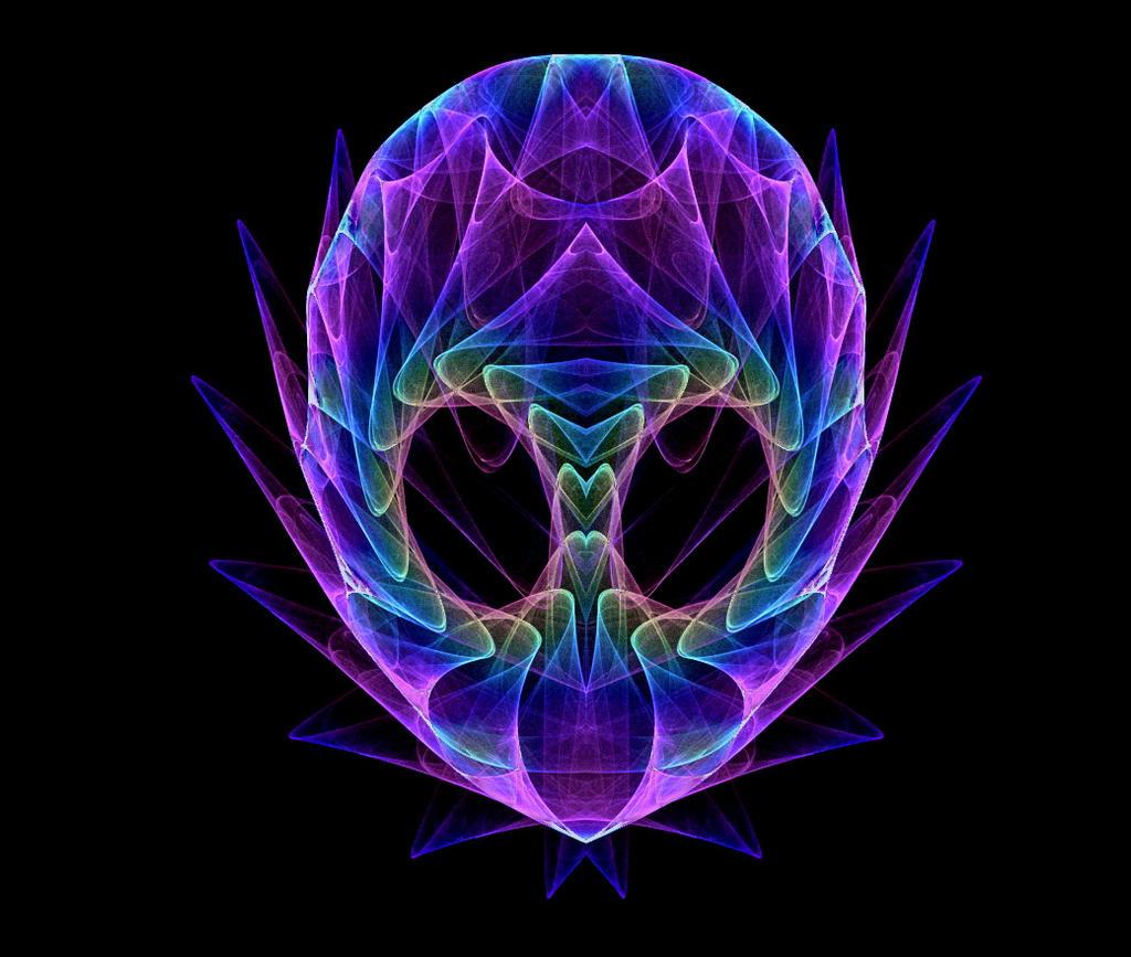 Icon Fractal Mask