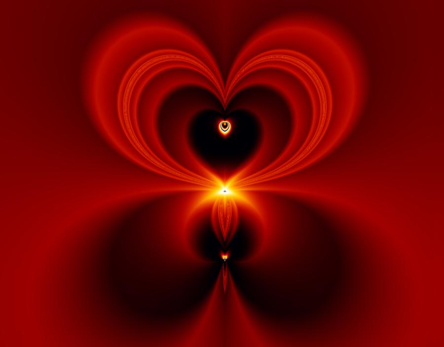 Outstanding Heart by kashmier