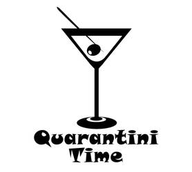 Quarantini Time