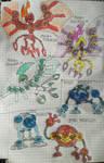 Mega Man Zero x Genshin Impact Abyss Reploids 3