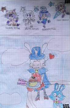 Neptune Sha Squad : Copy Abilities