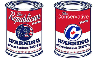 Canned Republicans and Canned Conservatives by MichaelMiyamoto