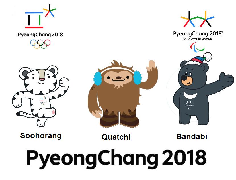 PyeongChang 2018 by MichaelMiyamoto
