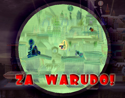 Luigi's The World by Famardy