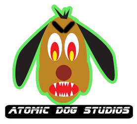 Atomic Dog Studios Logo by Famardy