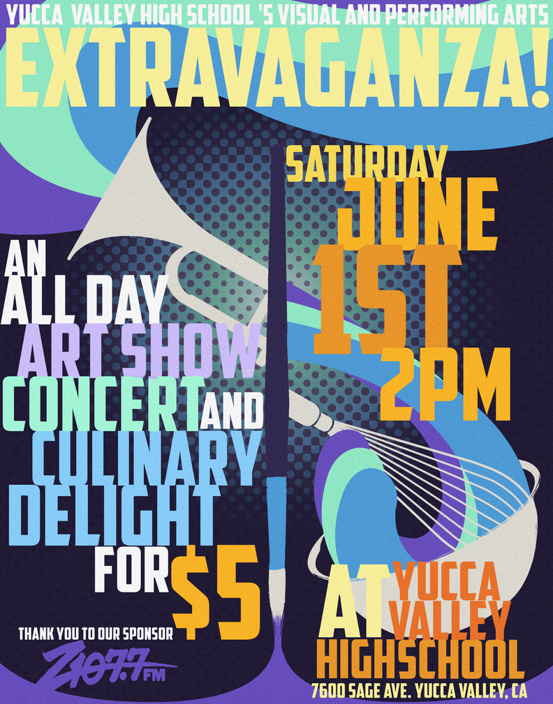 Visual and Performing Arts Poster by Chinchillas4Fire on ...