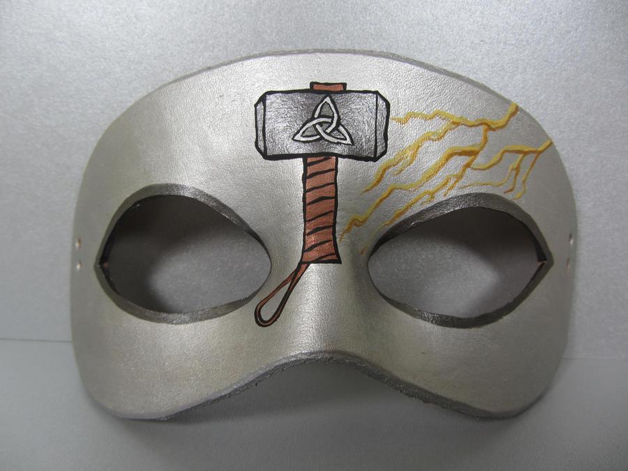Avengers mask - Thor by maskedzone