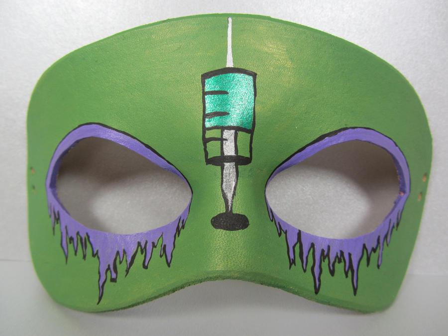 Avengers mask - The Hulk by maskedzone
