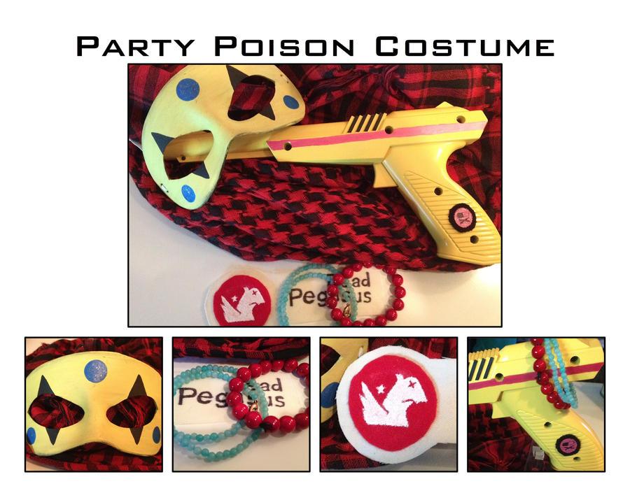 party poison gun - photo #49