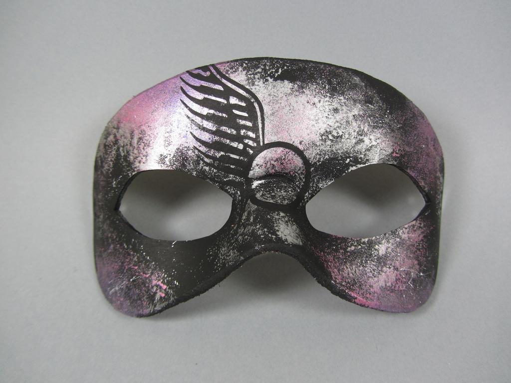 Battlestar Galactica Mask by maskedzone