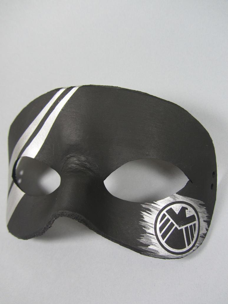 S.H.I.E.L.D mask by maskedzone