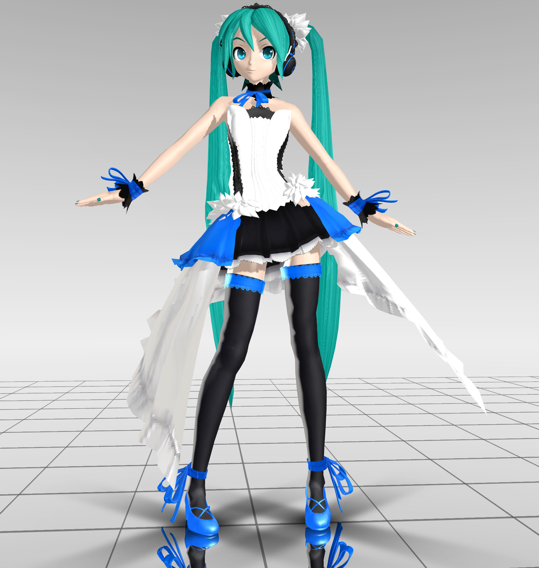 deviantart mmd models download