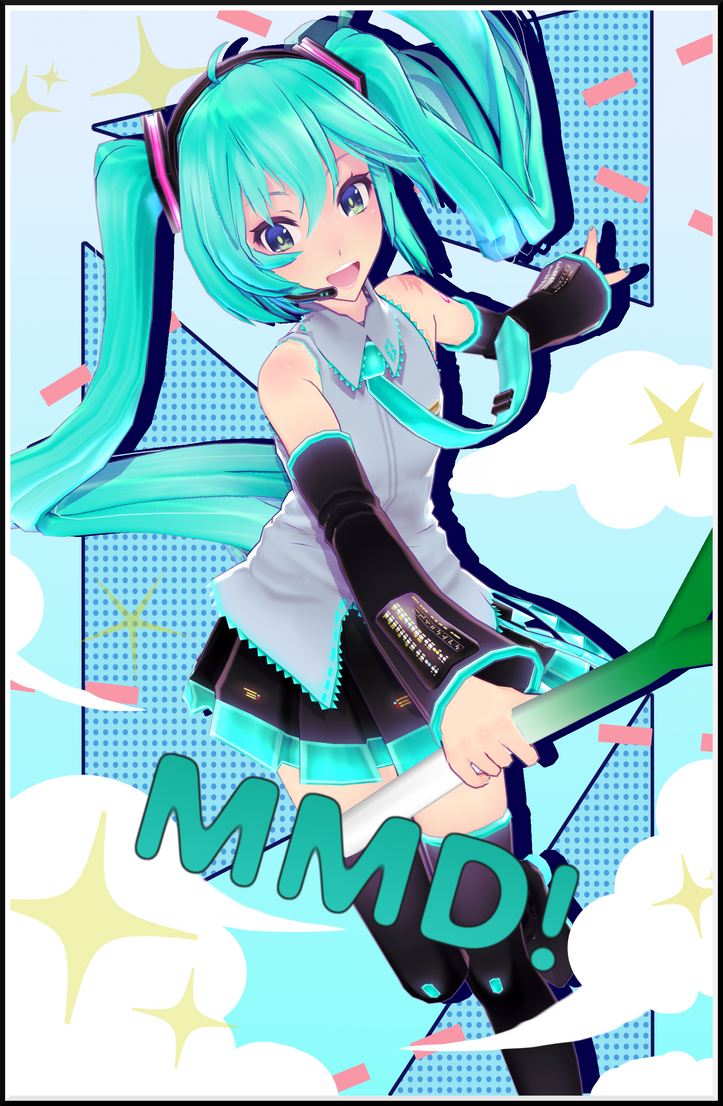 ! MMD ! by Reon046