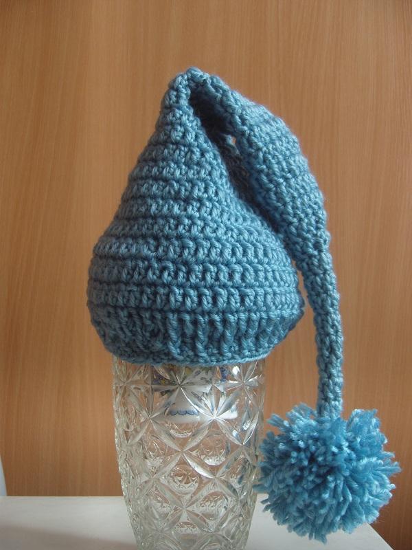 cap elf by eva-crochet