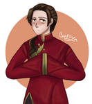 [APH] .: China Redraw:. + SPEEDPAINT VIDEO by BarInSpace