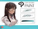Clip Studio Brushes! by Aytiginn