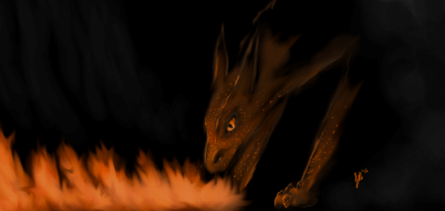 Here's some of my drawings :) Dragon_by_apolline-d46psya