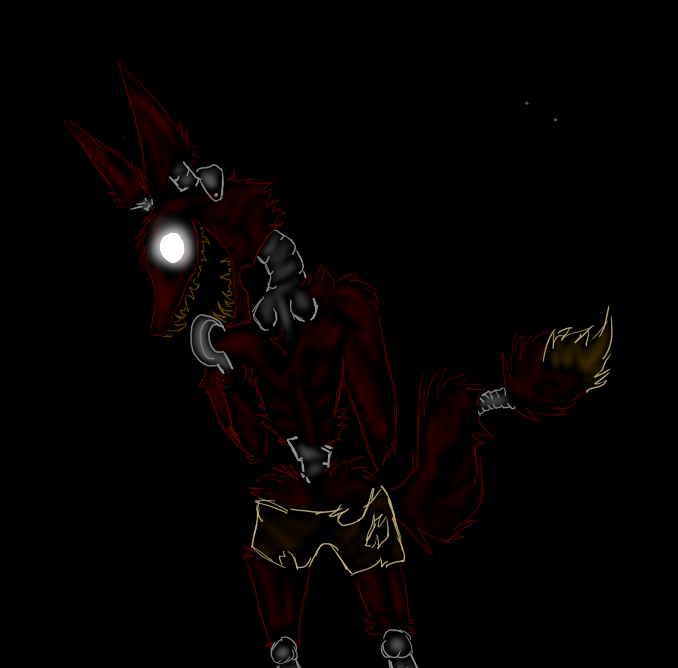Foxy fnaf by apolline on deviantart