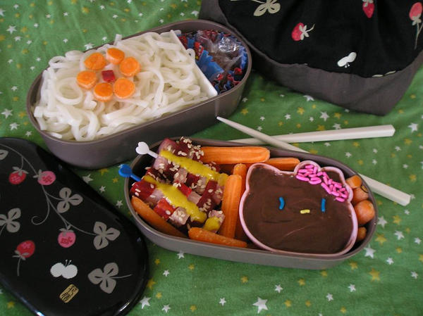 Bento 11 by KandiKawaii