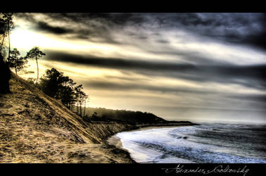 HDR Beach by 10thapril